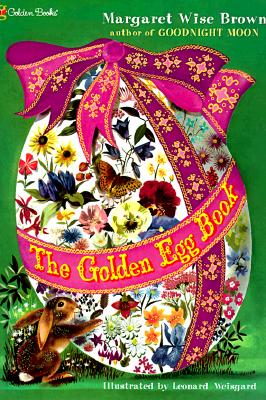 The Golden Egg Book Cover Image