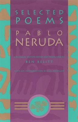 Selected Poems: Pablo Neruda Cover Image