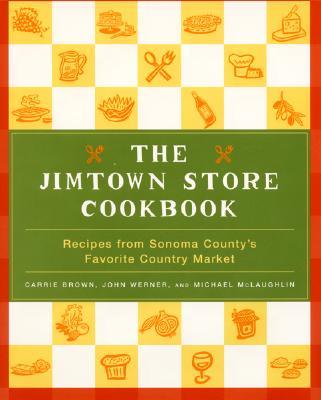 The Jimtown Store Cookbook Cover