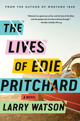 Cover for The Lives of Edie Pritchard