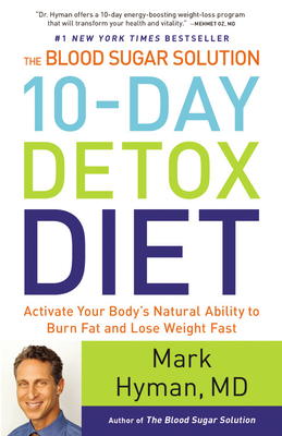 The Blood Sugar Solution 10-Day Detox Diet Cover