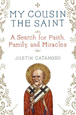 Cover for My Cousin the Saint