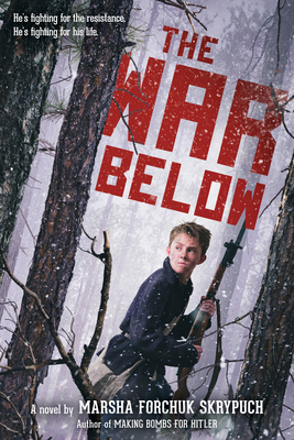 The War Below Cover Image