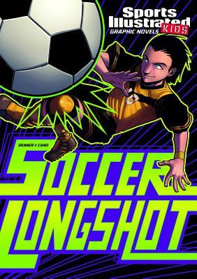 Soccer Longshot (Sports Illustrated Kids Graphic Novels) Cover Image