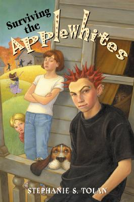 Surviving the Applewhites Cover