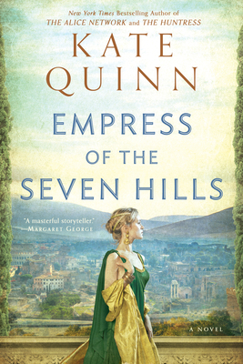 Empress of the Seven Hills (Empress of Rome #3) Cover Image
