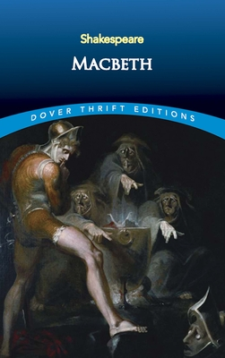 Macbeth (Dover Thrift Editions) Cover Image