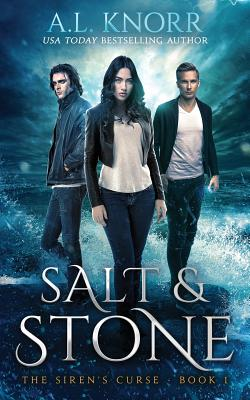 Salt & Stone, The Siren's Curse, Book 1: A Mermaid Fantasy Cover Image