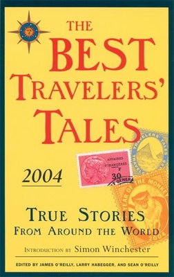 The Best Travelers' Tales Cover