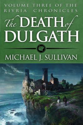 The Death of Dulgath Cover