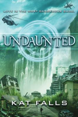 Cover for Undaunted (Inhuman #2)