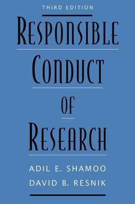 Responsible Conduct of Research Cover Image