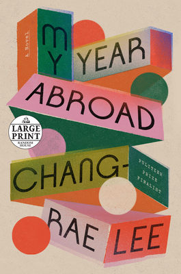 My Year Abroad: A Novel Cover Image