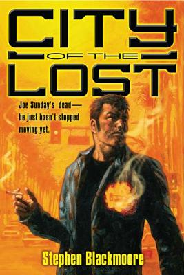 City of the Lost (Eric Carter) Cover Image