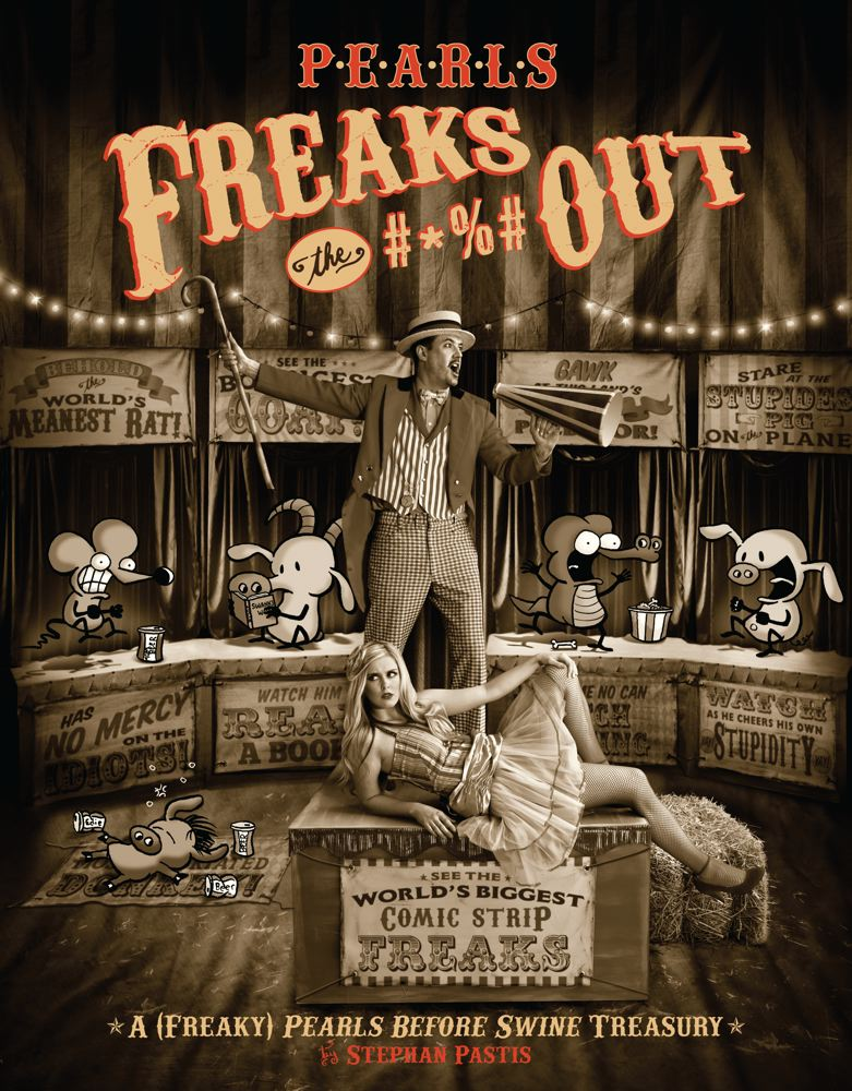 Pearls Freaks the #*%# Out Cover