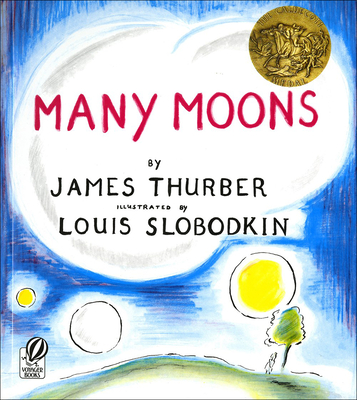 Cover for Many Moons