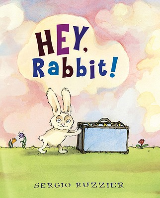Hey, Rabbit! Cover
