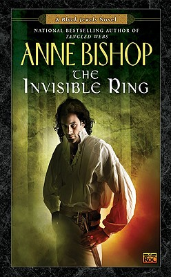 The Invisible Ring (Black Jewels #4) Cover Image