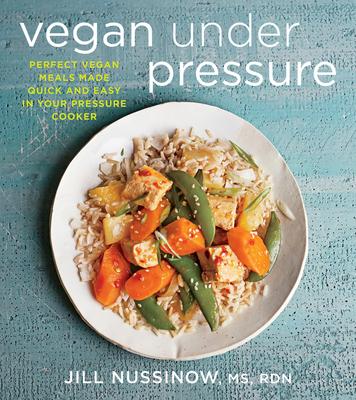 Vegan Under Pressure Cover
