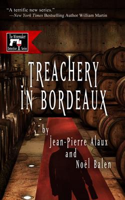 Treachery in Bordeaux Cover