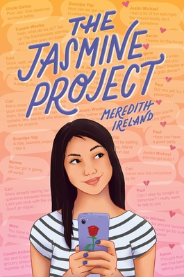 Cover for The Jasmine Project
