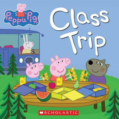 Class Trip (Peppa Pig) Cover Image