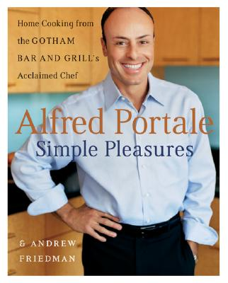 Alfred Portale Simple Pleasures Cover