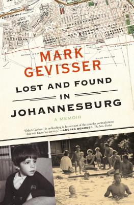 Lost and Found in Johannesburg: A Memoir Cover Image