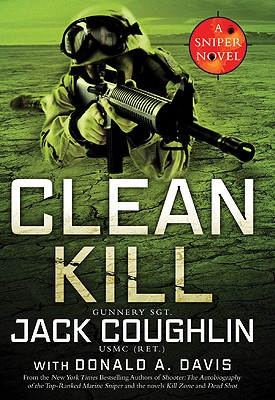 Cover for Clean Kill