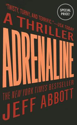 Adrenaline (The Sam Capra series #1) Cover Image