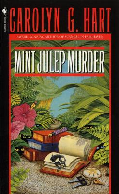 Mint Julep Murder (A Death on Demand Mysteries #9) Cover Image