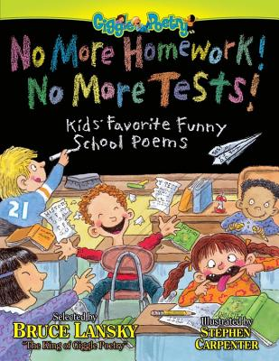 Cover for No More Homework! No More Tests!