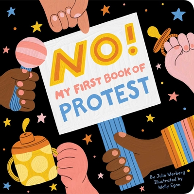 No! : My First Book of Protest Cover Image