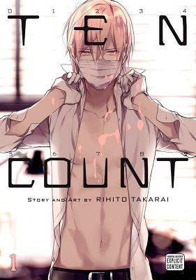 Ten Count, Vol. 1 Cover Image