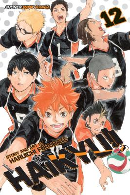 Haikyu!!, Vol. 12: The Tournament Begins! Cover Image