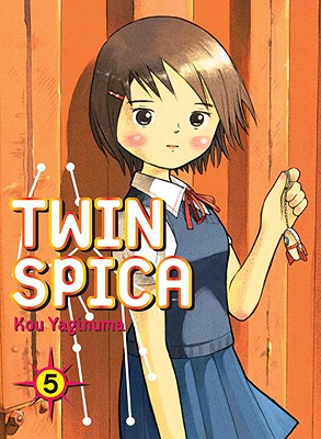 Twin Spica, Volume Cover