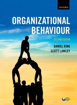 Organizational Behaviour Cover Image