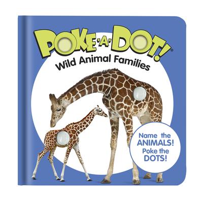 Poke-A-Dot - Wild Animal Families Cover Image