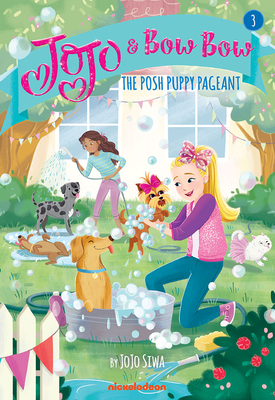 The Posh Puppy Pageant (JoJo and BowBow #3) Cover Image