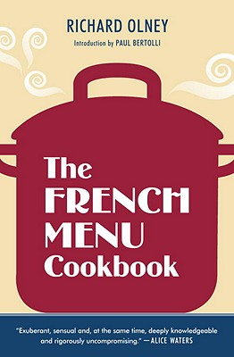 The French Menu Cookbook Cover