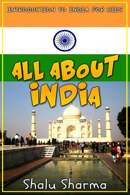 All about India: Introduction to India for Kids Cover Image