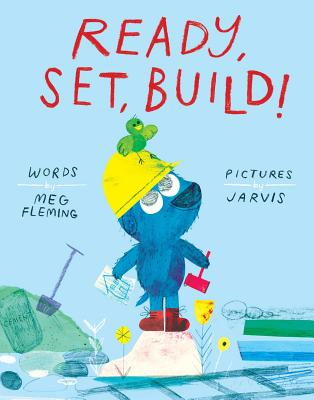 Ready, Set, Build! Cover Image