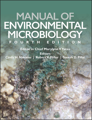 Manual of Environmental Microbiology Cover Image
