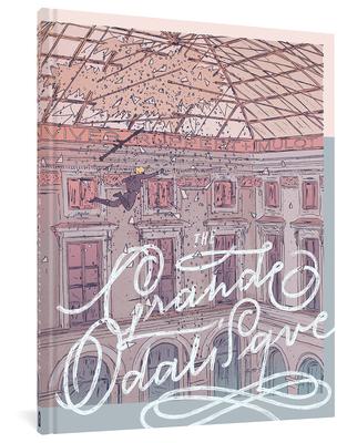 The Grande Odalisque Cover Image