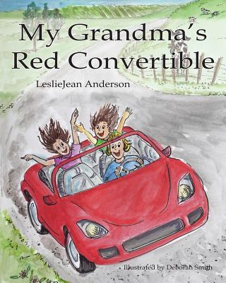 My Grandma's Red Convertible Cover Image