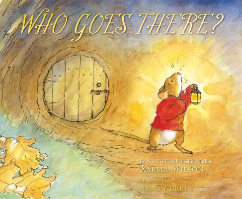 Who Goes There? Cover