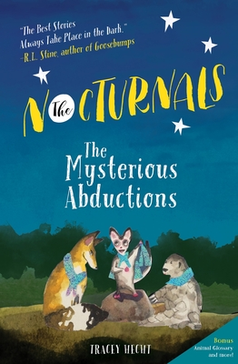 The Nocturnals: The Mysterious Abductions Cover Image