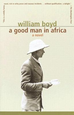 A Good Man in Africa Cover