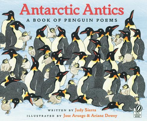 Cover for Antarctic Antics
