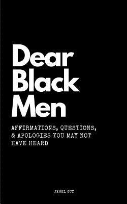Dear Black Men Cover Image